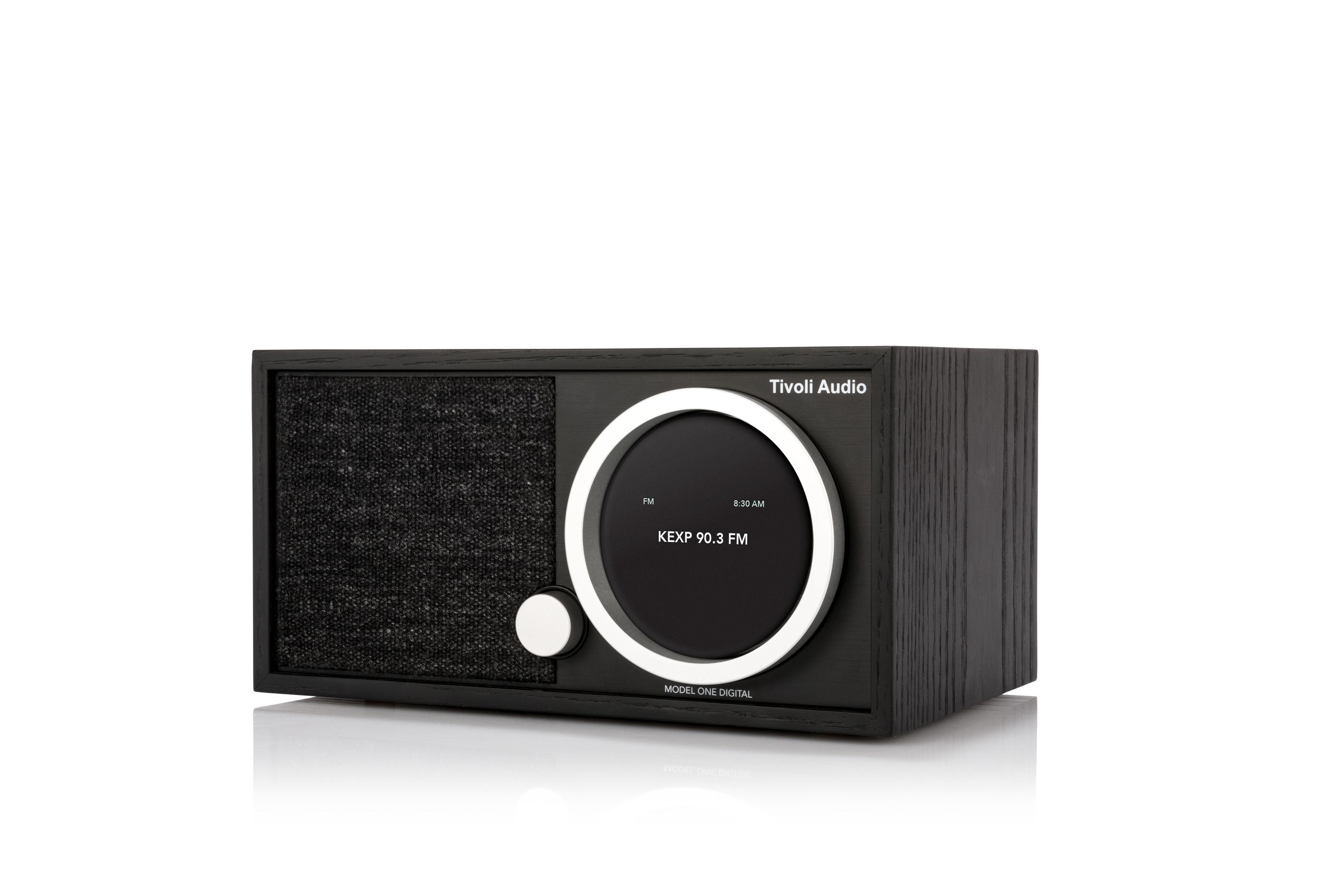 Tivoli Audio Model One+ 2Gen With Bluetooth & Wi-Fi /DAB+ - Black