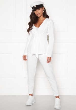 Happy Holly Florence trousers White 44
