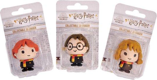 Harry Potter Viskelær 3-pack