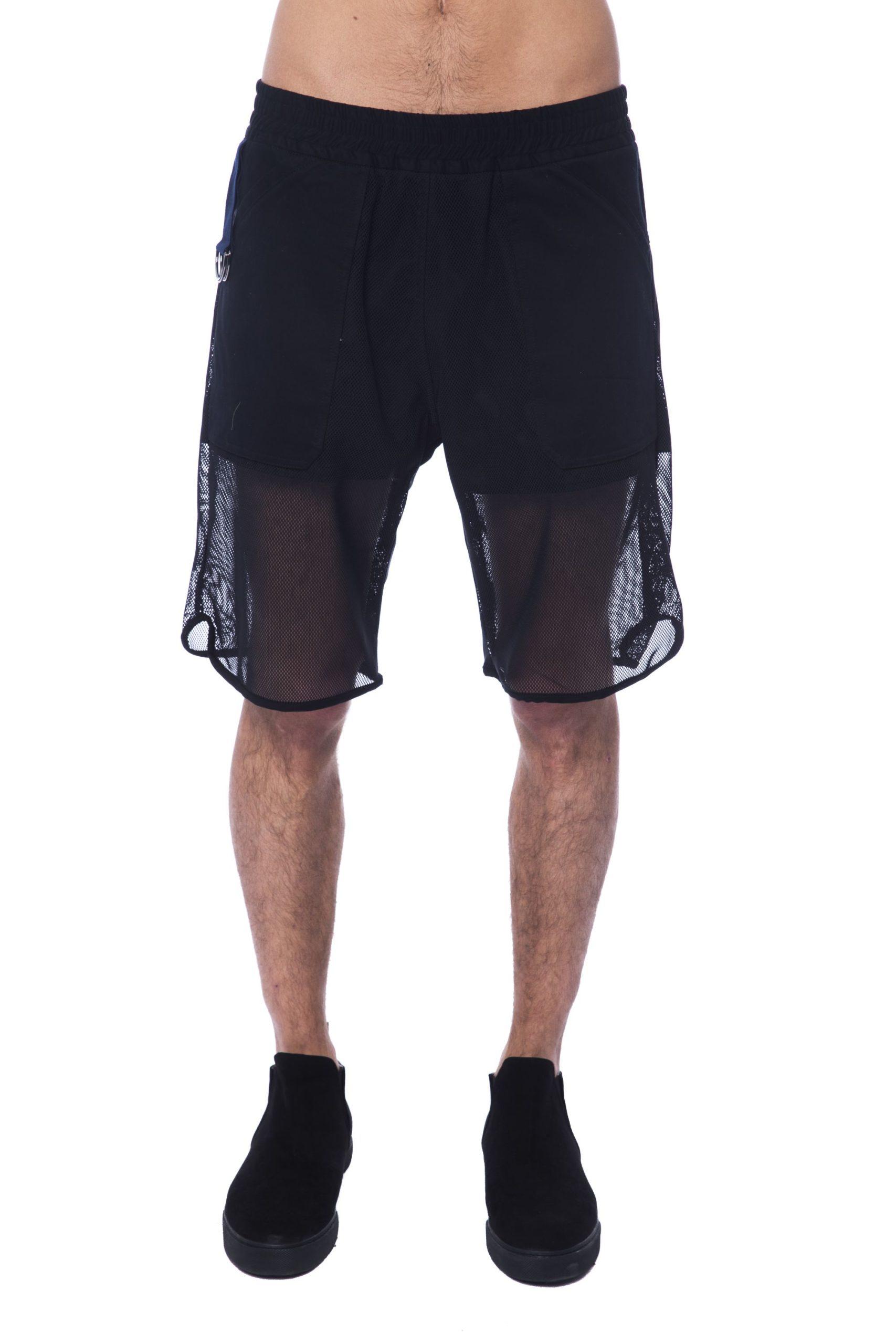 Nicolo Tonetto Men's Nero Short Black NI1281006 - XS