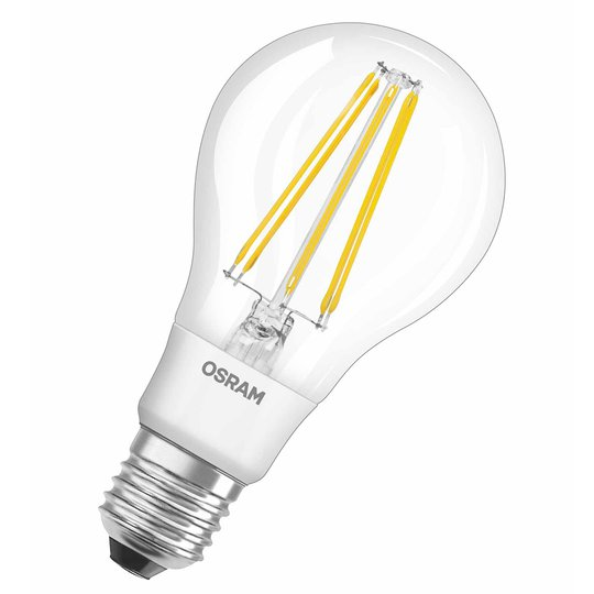 E27 12W 827 LED-lamppu, retromalli