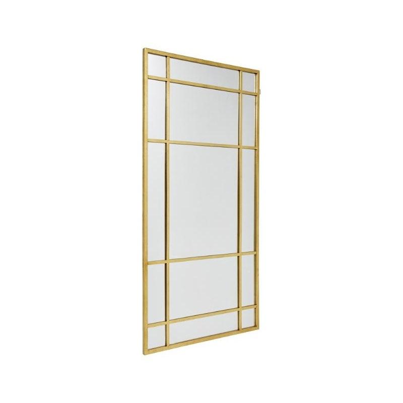 Spegel SPIRIT 204 cm guld ram, Nordal