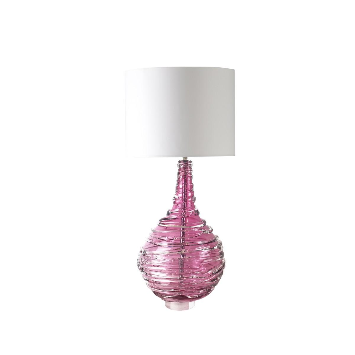 William Yeoward | Matilda Table Lamp Gold Ruby