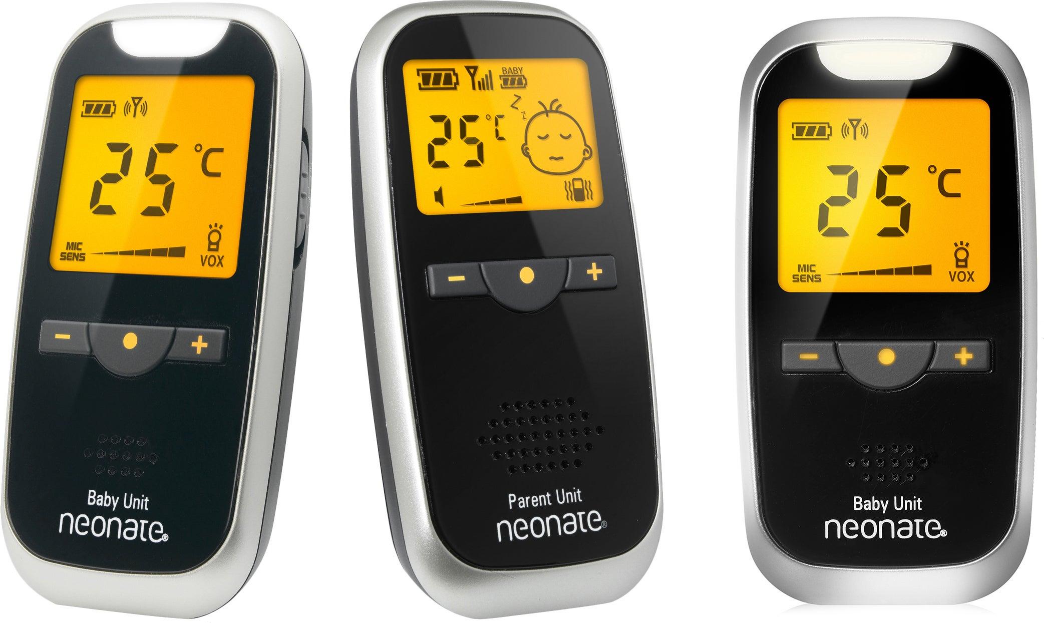 Neonate BC-5800D Digital Babyvakt + Extra Enhet