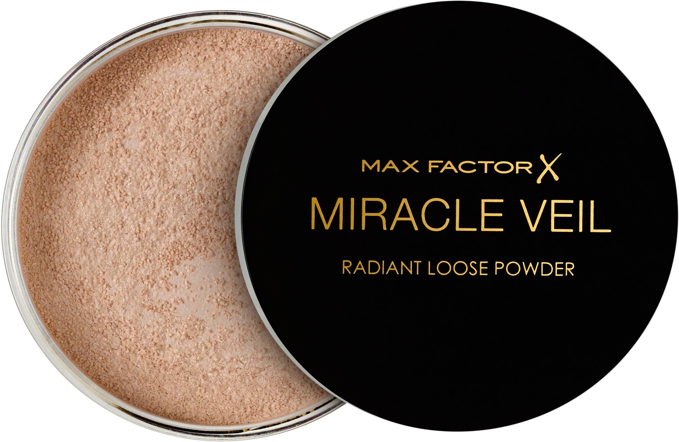Max Factor - Miracle Veil Loose Powder 4g