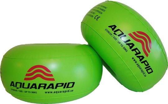 Aquarapid Aquaring Armringer, Mørkegrønn