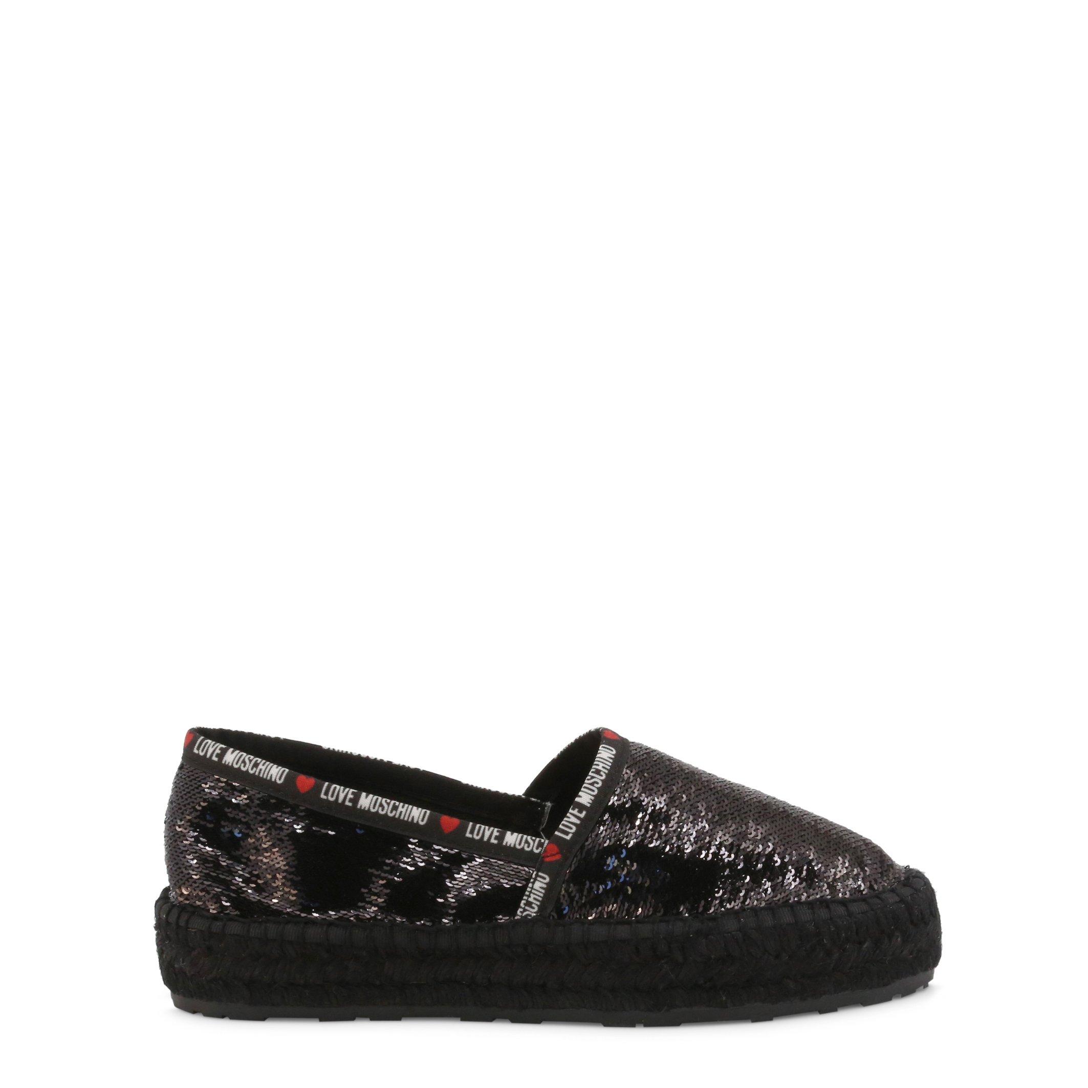 Love Moschino Women's Slip on Shoe Various Colours JA10373G0CJL0 - black EU 35