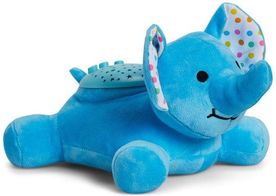 Alice & Fox Nattlampe Elefant, Blå