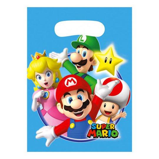 Kalaspåsar Super Mario - 8-pack