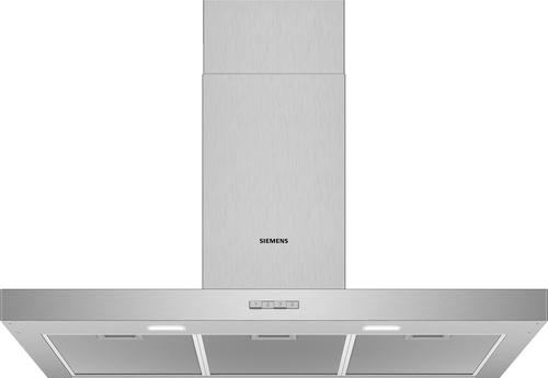 Siemens Lc94bbc50 Iq100 Vägghängd Köksfläkt - Rostfritt Stål