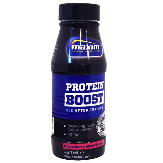 Proteindryck Jordgubb - 67% rabatt