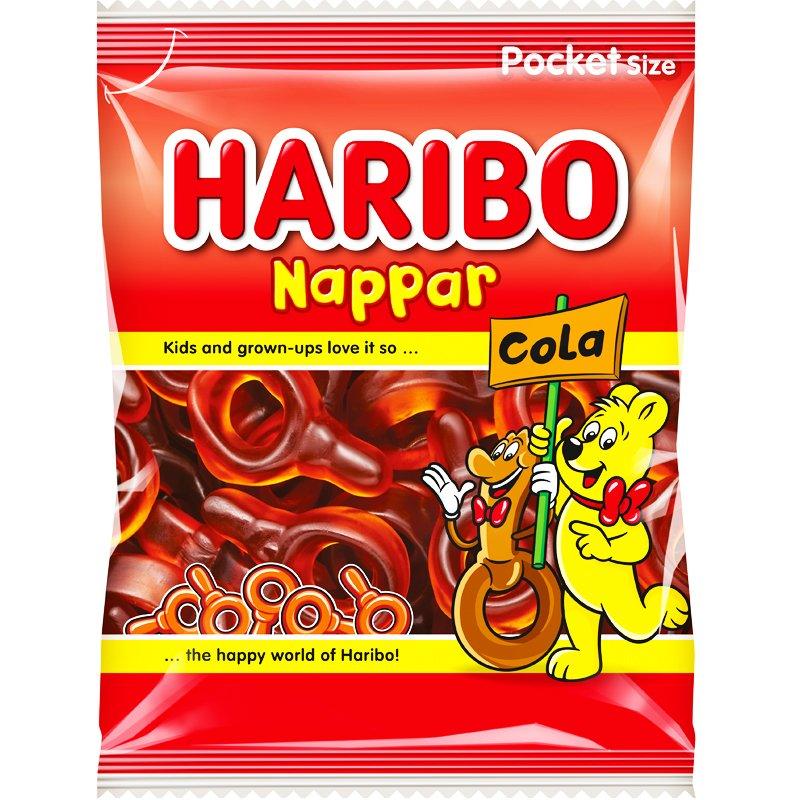 Haribo Nappar Cola - 33% rabatt