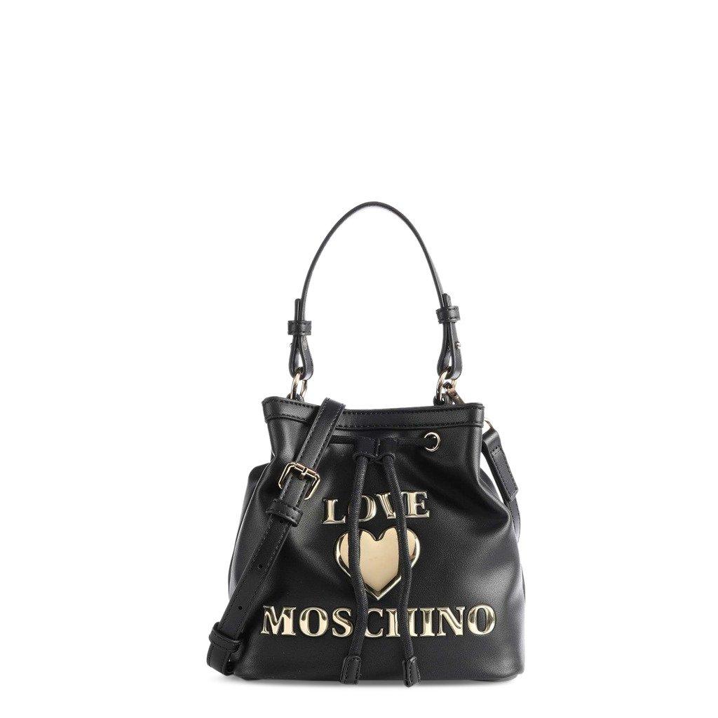 Love Moschino Women's Handbag Various Colours JC4058PP1DLF0 - black NOSIZE