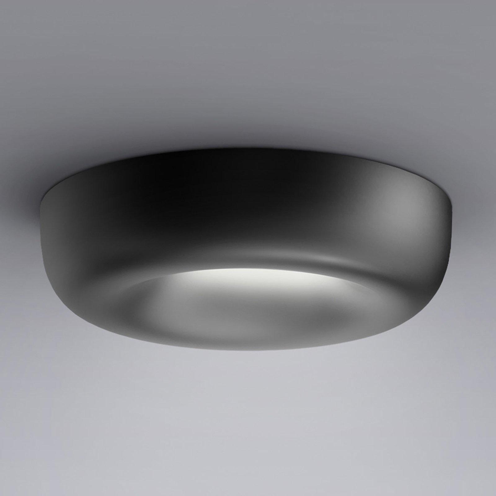 serien.lighting Cavity Recessed L, svart