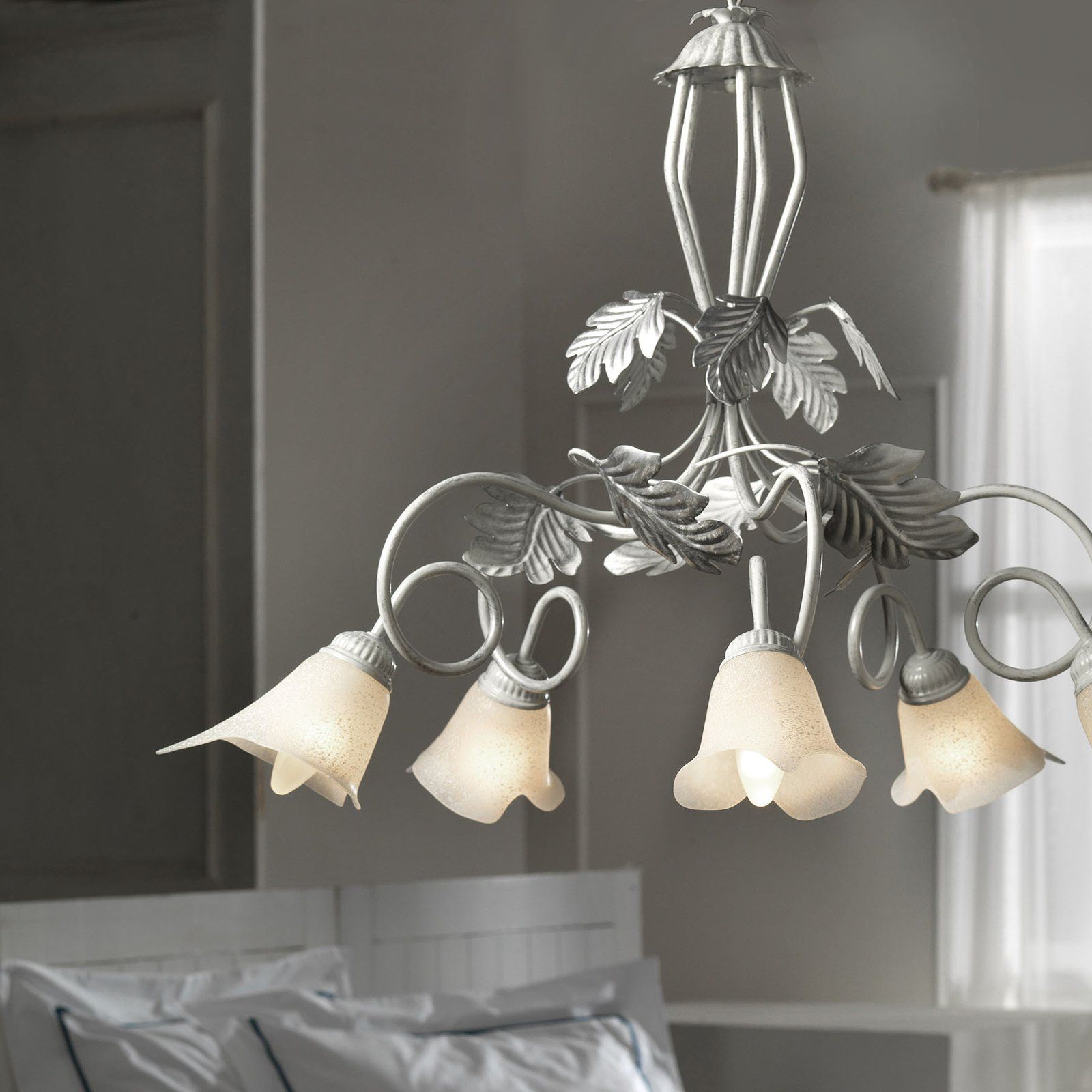 Bordlampe Marilena i florentinsk stil