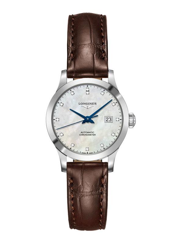 Longines Record Chronometer 30mm L2.321.4.87.2