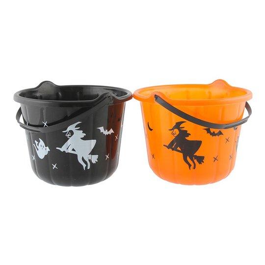 Hink Halloween med Handtag - 1-pack