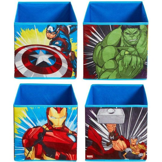 Marvel Avengers Oppbevaringsesker