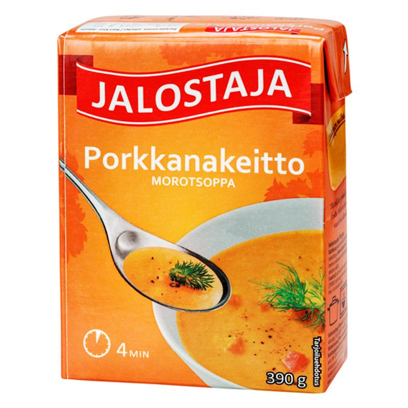 Porkkanakeitto 390ml - 45% alennus