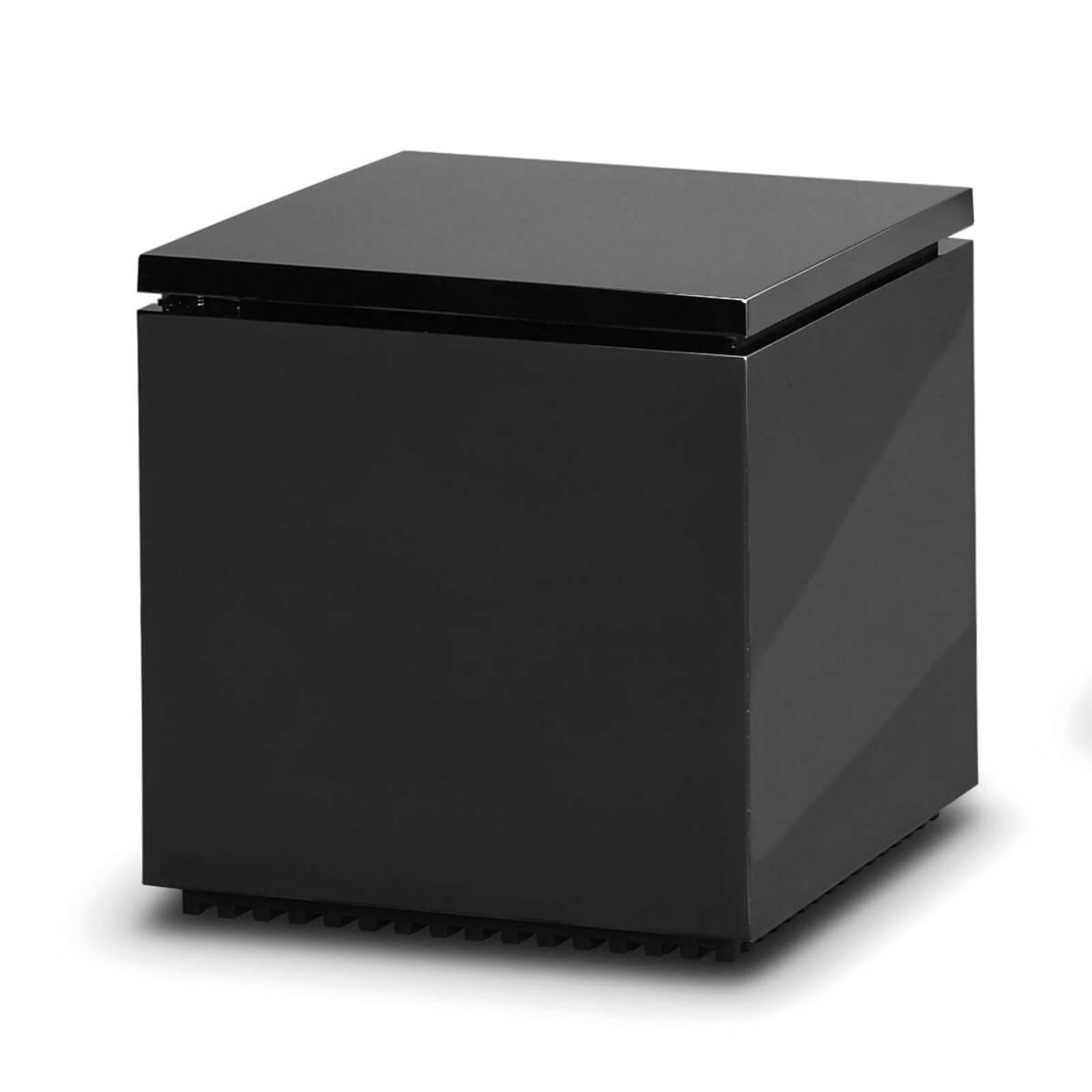 Cini&Nils Cuboled - LED-pöytälamppu, musta