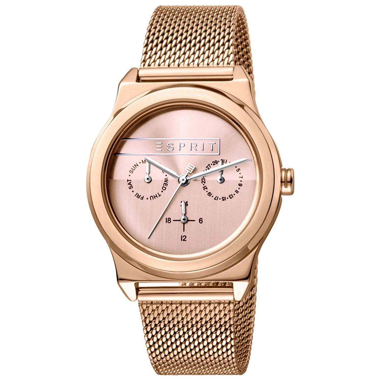 Esprit Women's Watch Rose Gold ES1L077M0065