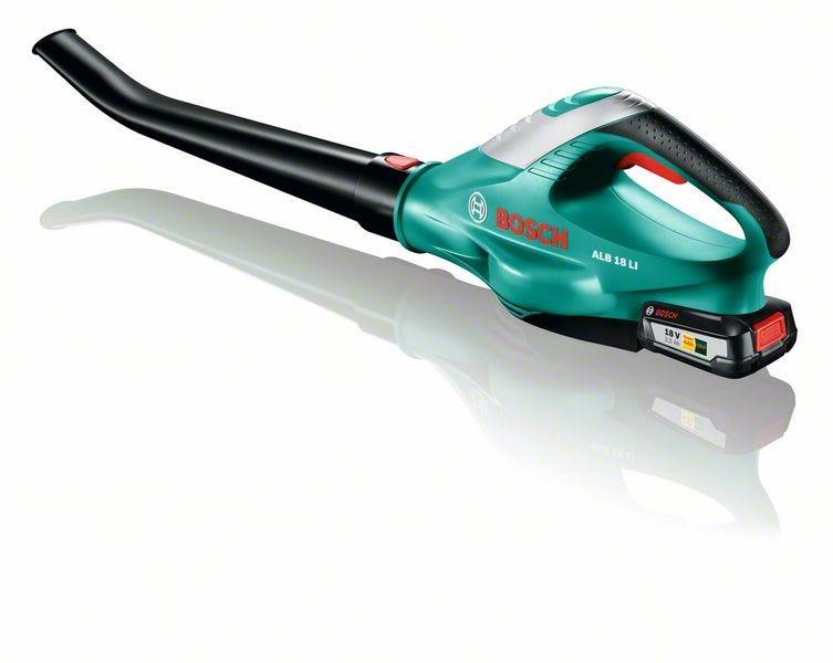 Bosch Løvblåser ALB 18 Li med Batteri og Lader