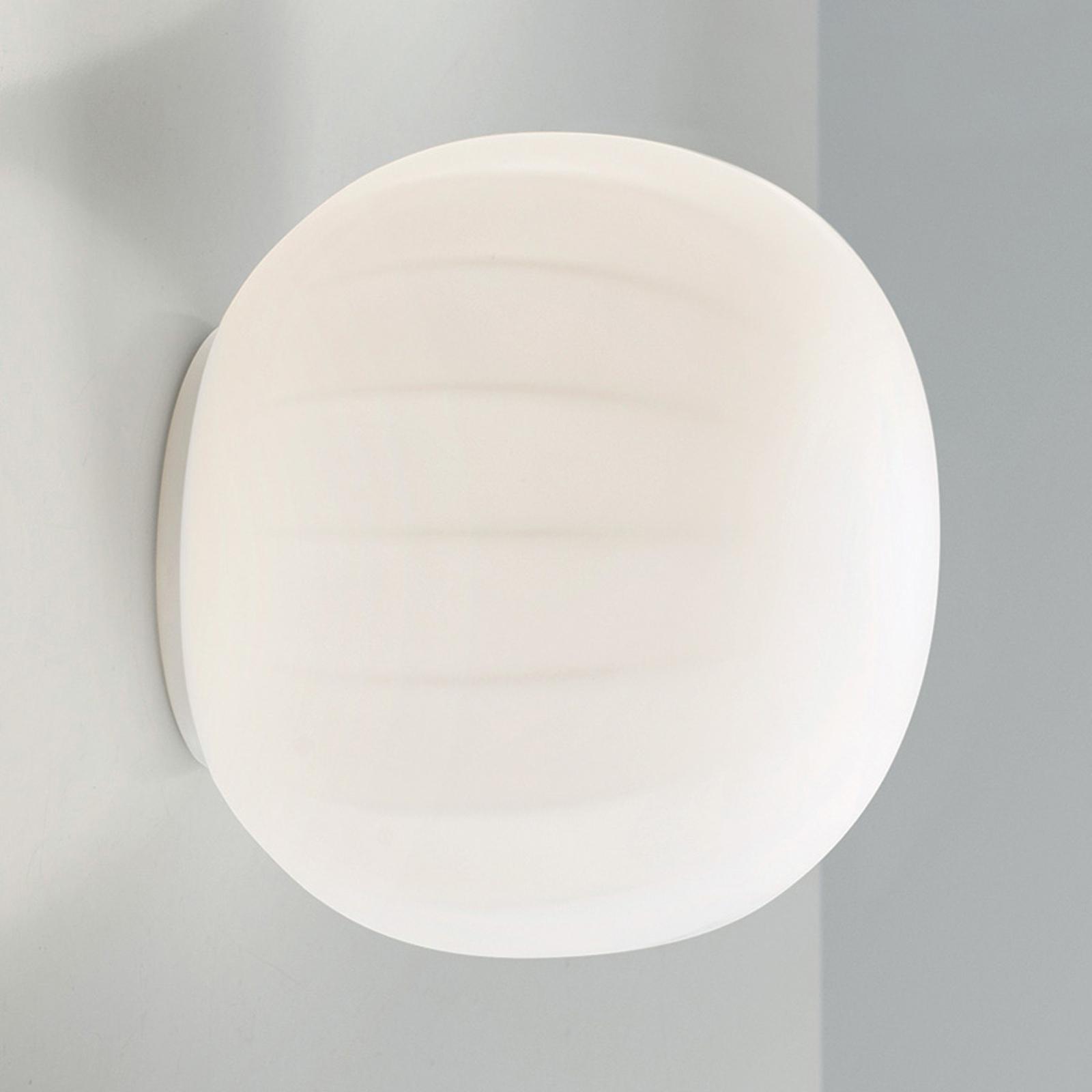 Luceplan Lita seinävalaisin Ø 18 cm