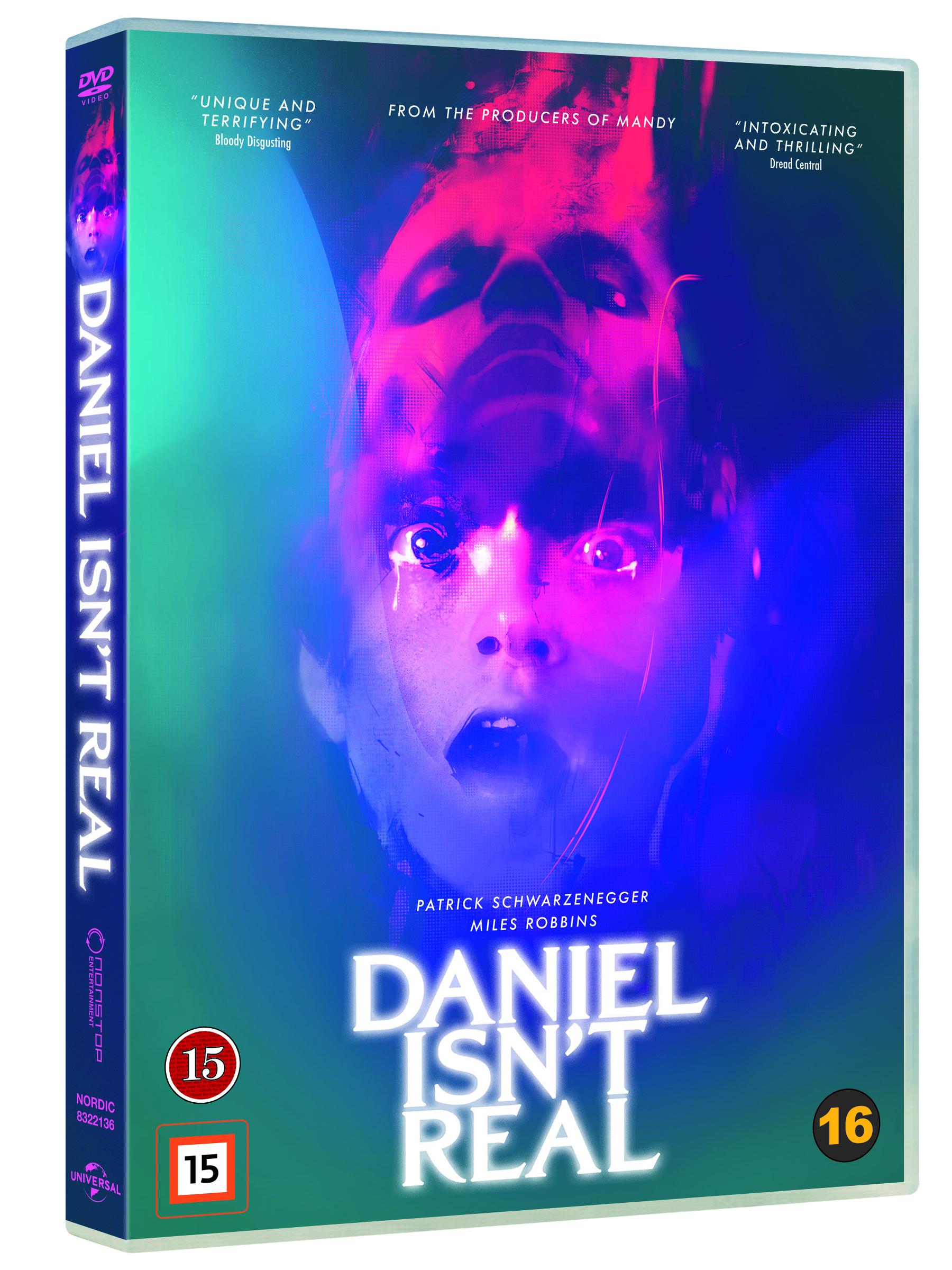 Daniel Isn´T Real - DVD