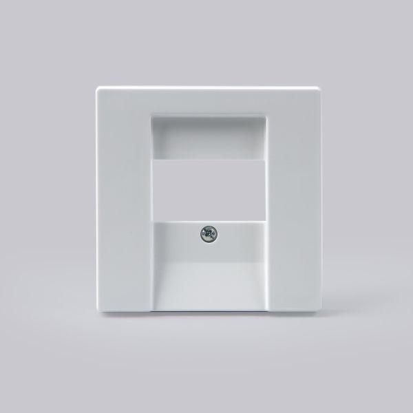 ABB Impressivo Midtplate for høytaleruttak Antrasitt