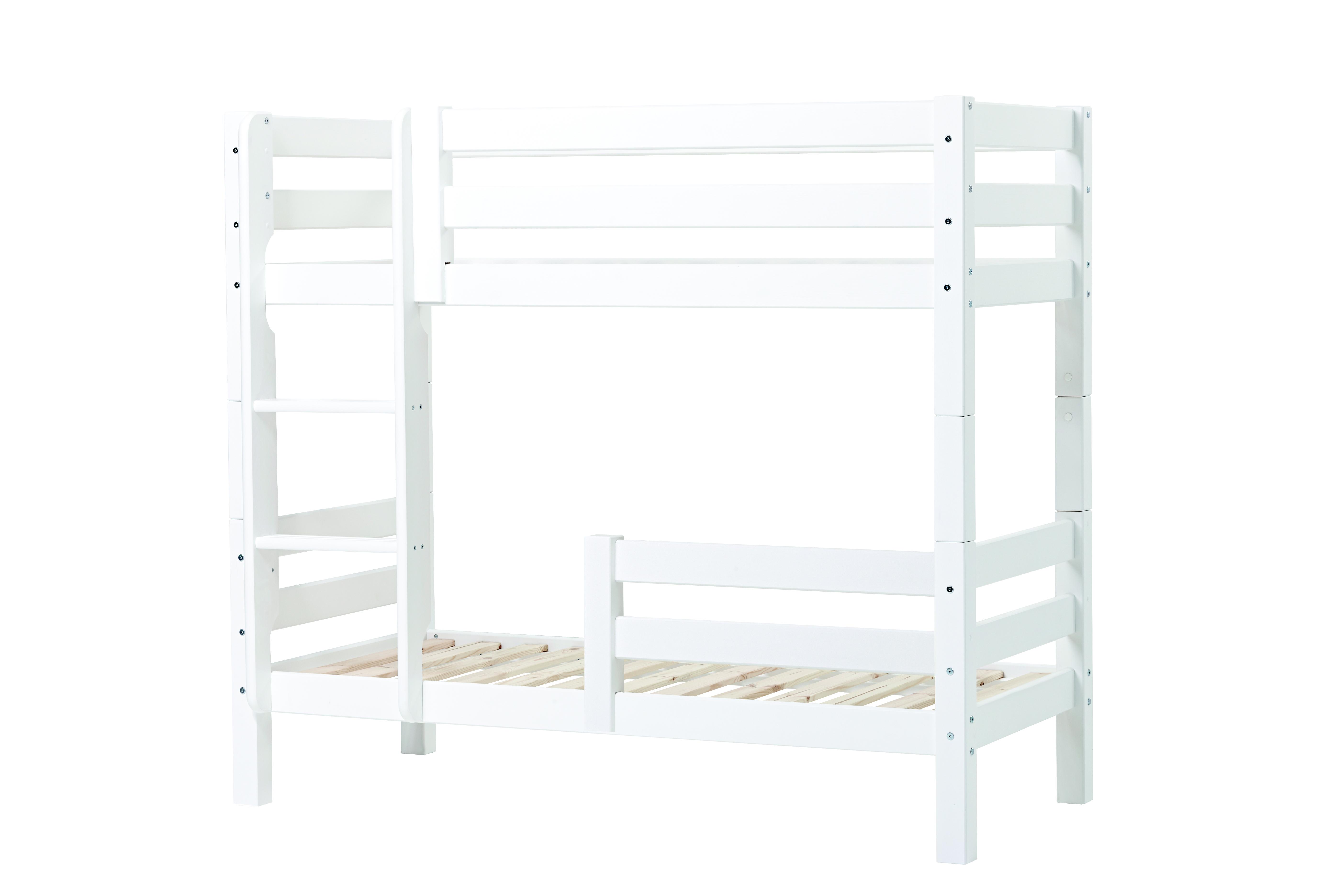 Hoppekids - PREMIUM Bunk Bed with Ladder 70x160