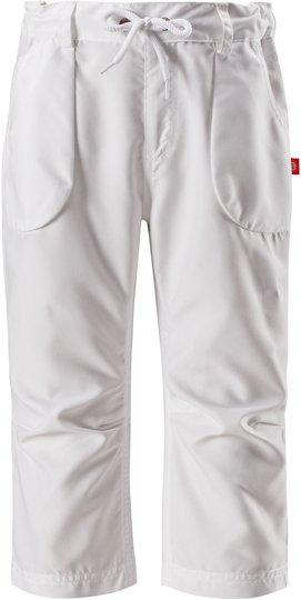 Reima Seahorse Pants, White 128