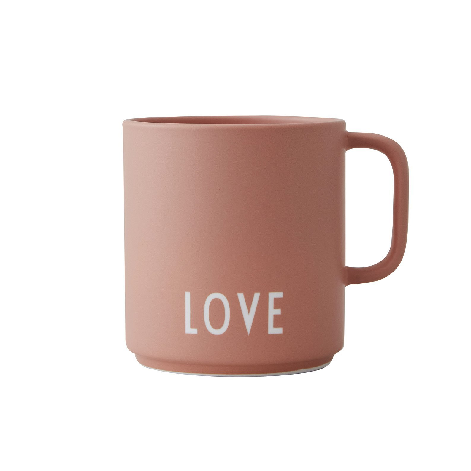 Design Letters - Favourite Cup With Handle - Love (10101008LOVE)