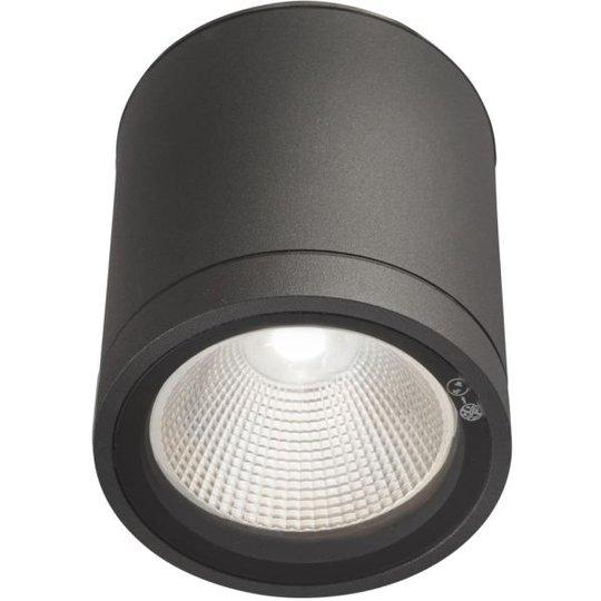 Hide-a-Lite Milo XL Down LED-alasvalo antrasiitti, 4000K, 1300lm