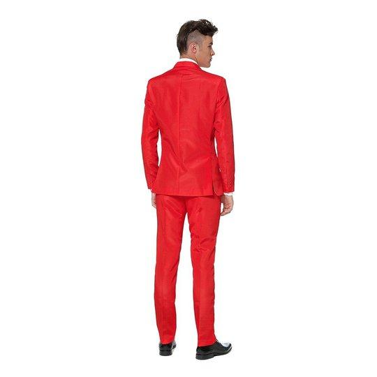 Suitmeister Röd Kostym - XX-Large