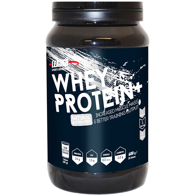 "Proteiinijauhe ""Natural"" 600 g - 48% alennus"