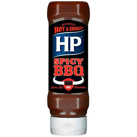 Kastike Spicy BBQ - 53% alennus