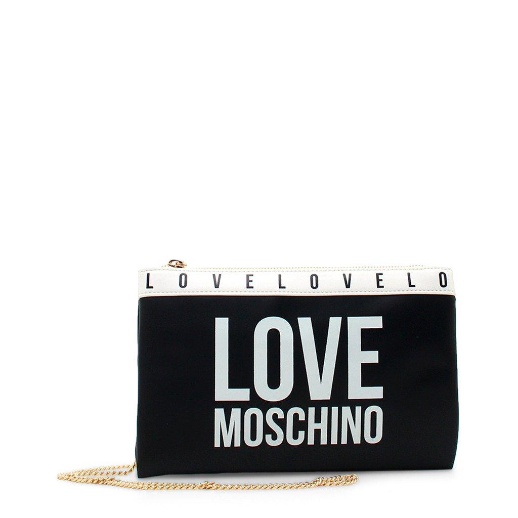 Love Moschino Women's Clutch Bag Various Colours JC4185PP1DLI0 - black NOSIZE