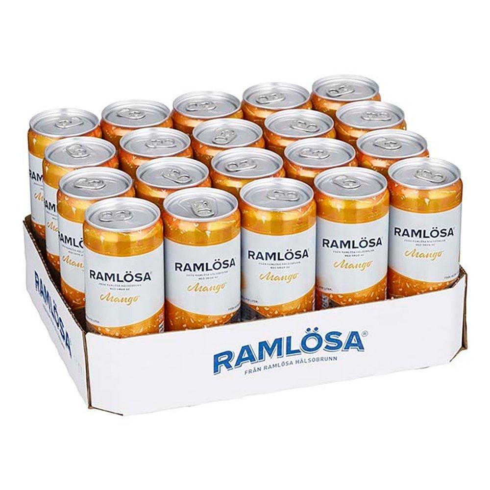 Ramlösa Mango - 20-pack