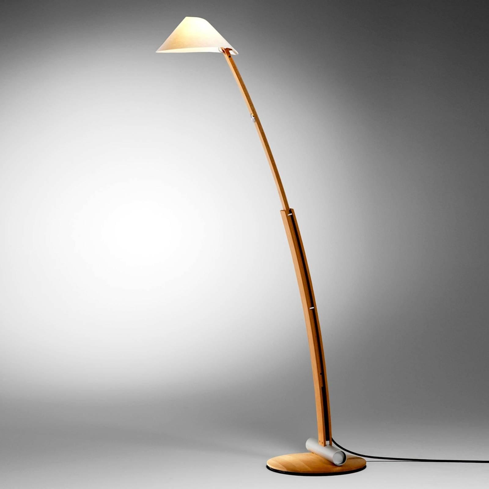Formfullendt Bolino stålampe