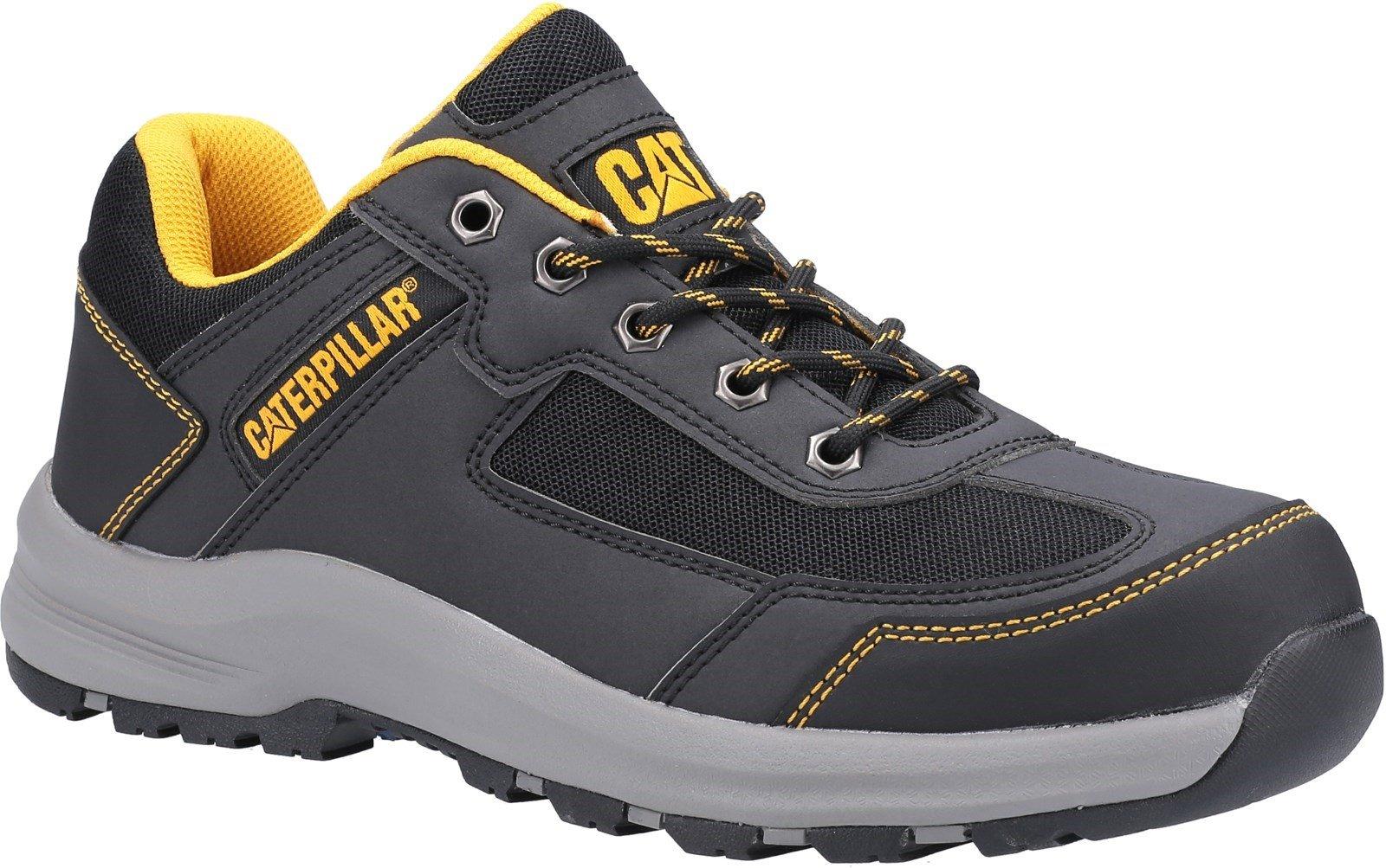 Caterpillar Unisex Elmore Safety Trainer Various Colours - Grey 12