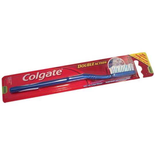 Tandborste Colgate double action - 47% rabatt