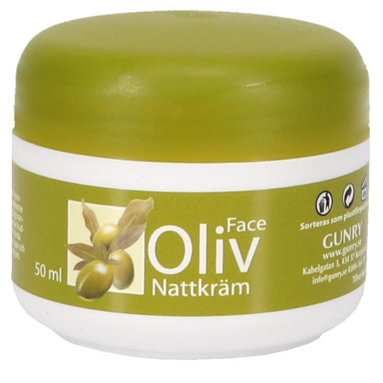 Nattkräm Olive - 37% rabatt