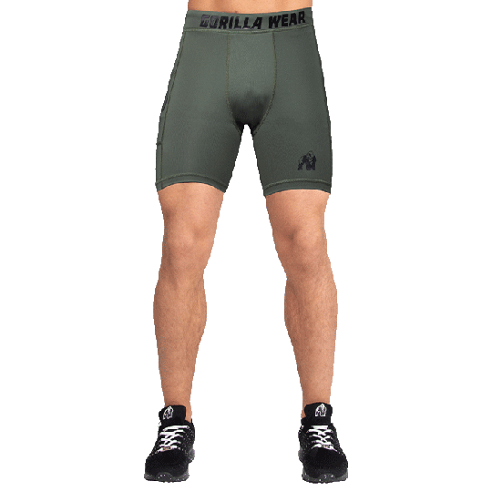 Smart Shorts, Army Green