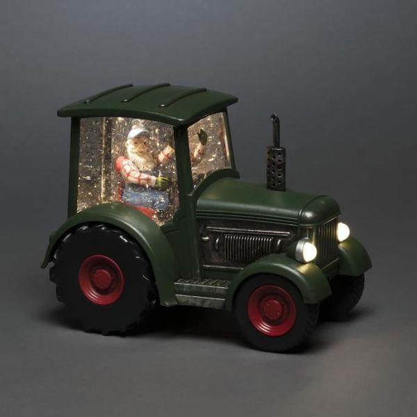 Konstsmide 4385-900 Dekorasjonsbelysning traktor med julenisse