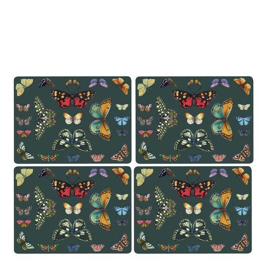 Pimpernel - Botanic Garden Harmony Tablett 30x40 cm 4-pack