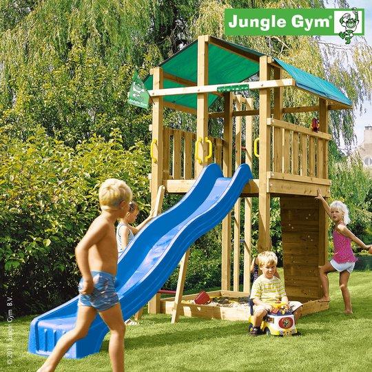 Jungle Gym Lekestativ Fort Inkl. Sklie