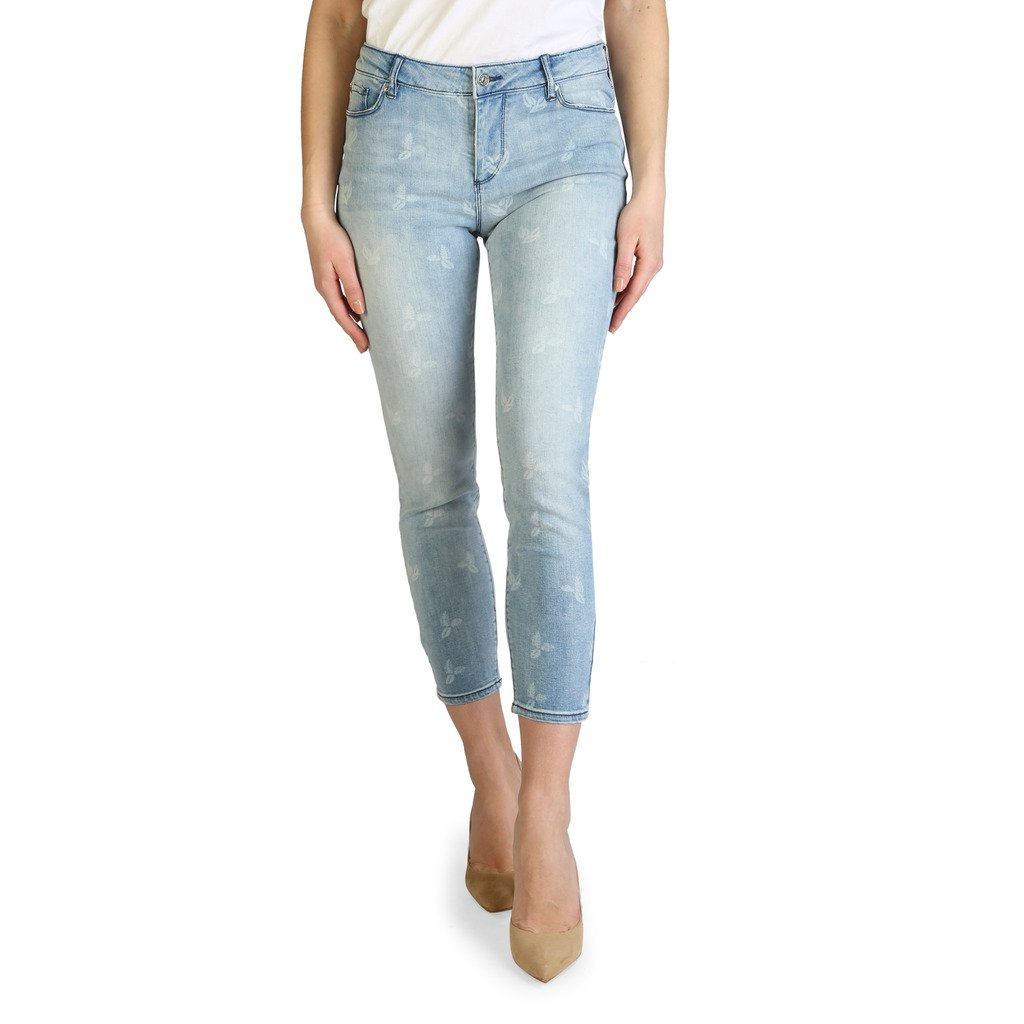 Armani Exchange Women's Jeans Blue 332082 - blue 27