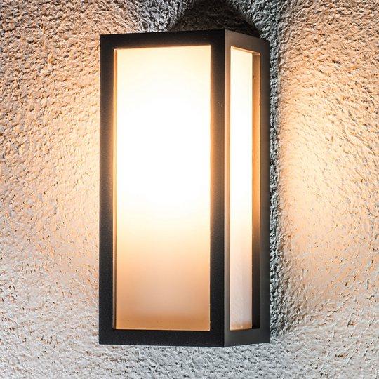 Dekorativ Tame energisparende utendørs vegglampe