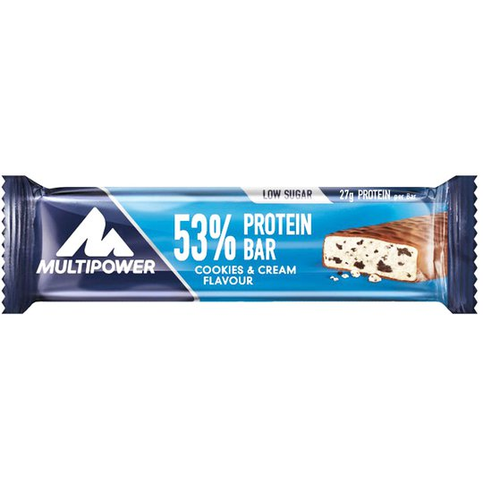 """Proteinbar """"Cookies & Cream"""" 50g - 68% rabatt"""