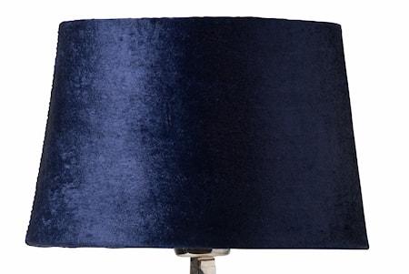 Lampskärm Lola 42 cm - Blå
